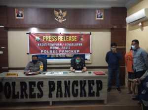Polres Pangkep