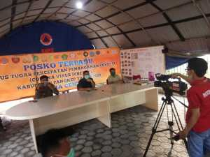 Tim Gugus Pencegahan Covid-19 Kabupaten Pangkep