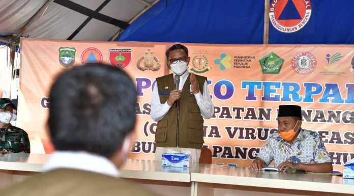 Gubernur Sulawesi Selatan, Prof Nurdin Abdullah,