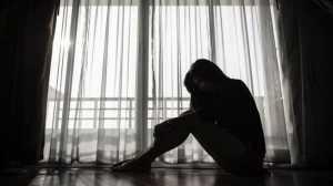 Ilustrasi depresi