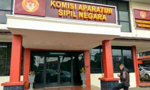 ilustrasi kantor KASN (kasn.go.id).