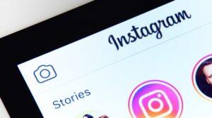 Ilustrasi Instagram Story. [Shutterstock]