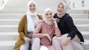 Busana hijab untuk milenial. (Dok. Geulis.id)