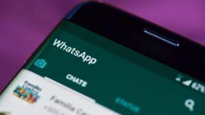 Ilustrasi aplikasi WhatsApp. [Shutterstock]