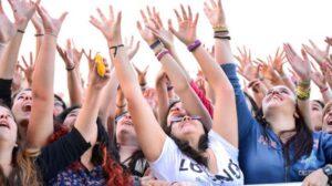 Ilustrasi acara konser musik. (Shutterstock)