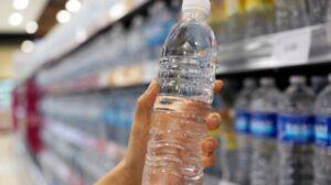 Ilustrasi air mineral kemasan atau air kemasan. (Shutterstock)
