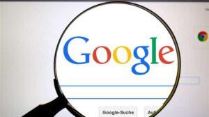 Ilustrasi mesin pencari Google. [Pixabay]
