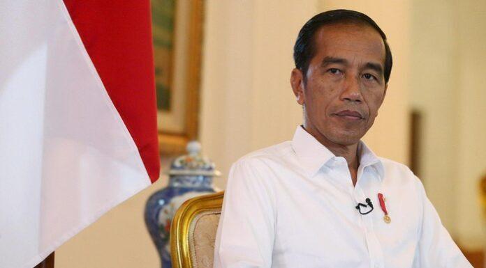 Presiden Jokowi. (Foto: Detik)