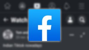 Facebook mode gelap. (Android Police)
