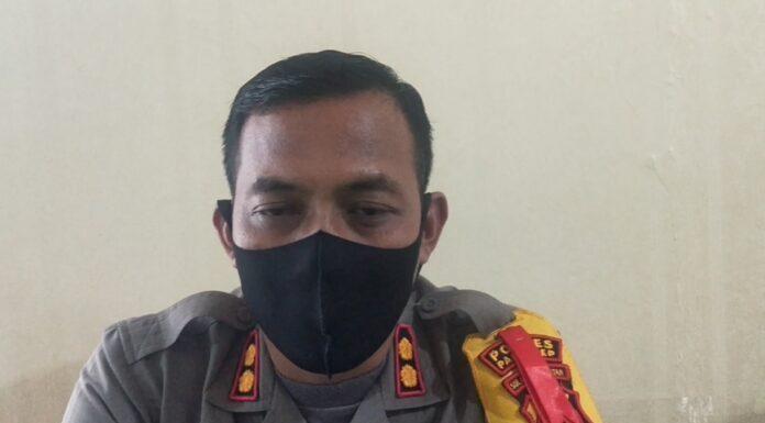 Kapolres Pangkep AKBP Endon Nurcahyo.