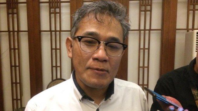Politikus PDI Perjuangan Budiman Sudjatmiko. [Suara.com/Muhammad Yasir]