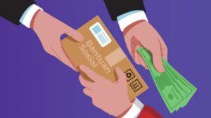 syarat dan kriteria penerima BLT PKH tahun 2021- Ilustrasi BLT, BST, PKH, BNPT, bantuan sosial, bansos. (Suara.com/Ema Rohimah)