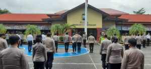 Kepala Polisi Resort Pangkep  AKBP Endon Nurcahyo, mengatakan dalam meningkatkan kinerja Polres Pangkep perlu kebersamaan, saling mengingatkan dan kerjasama.(Ist).