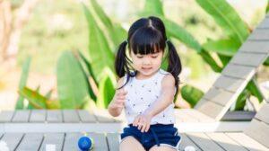 Ilustrasi anak di ruang hijauyas. (Shutterstock)