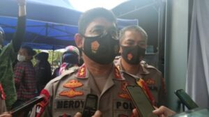 Kapolda Sulsel Inspektur Jenderal Polisi Merdisyam / [Foto SuaraSulsel.id / Muhammad Aidil]