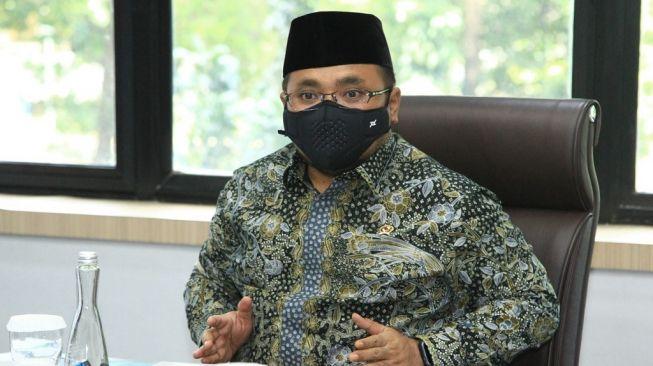 Menteri Agama Yaqut Cholil Qoumas [Twitter Gus Yaqut]