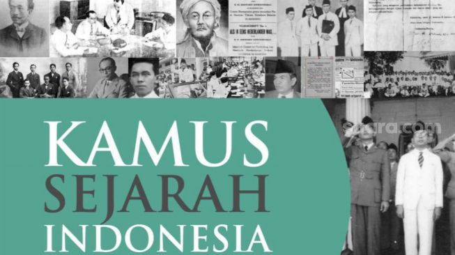 Sampul buku Kamus Sejarah Indonesia Jilid I. [Kemendikbud]