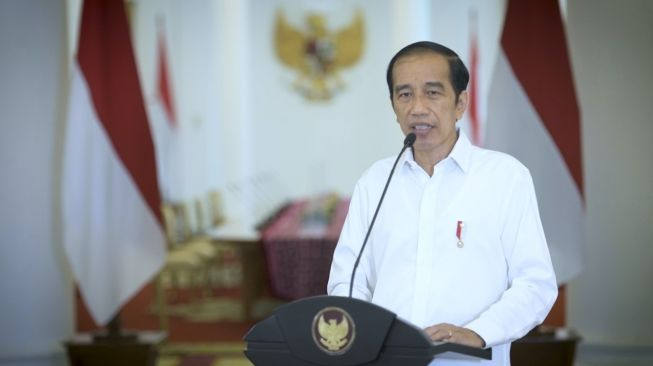 Presiden Joko Widodo [SuaraSulsel.id / Sekretariat Presiden]