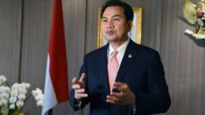 Wakil Ketua DPR RI, M. Azis Syamsuddin. (Dok : DPR)