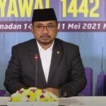 Menteri Agama Yaqut Cholil Qoumas (Suara.com).